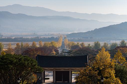 Tongil Park, Gyeongju, South Korea - gettyimageskorea