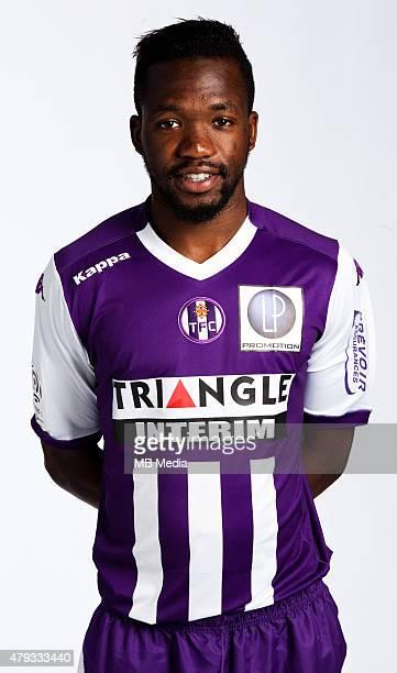 Tongo Doumbia Portrait Officiel Toulouse Ligue 1 Saada / Icon Sport/MB Media