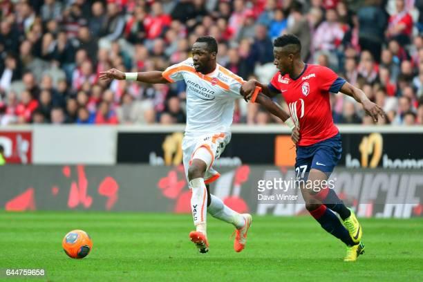 Tongo Hamed DOUMBIA / Divock ORIGI Lille / Valenciennes 33eme journee de Ligue 1 Photo Dave Winter / Icon Sport