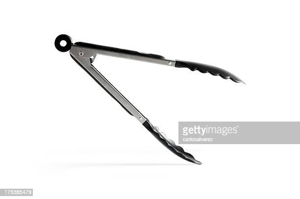 Tongs w/Clipping Path
