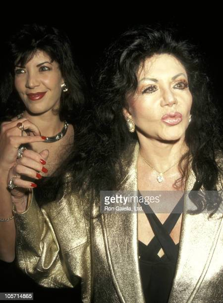 Toni Ann Stallone and Jackie Stallone during Cop Land New York City Premiere After Party at Ziegfeld Theater/Supper Club in New York City New York...