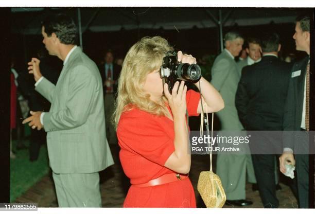 Toni Azinger Presidents Cup September Robert Trent Jones Golf Club Gainesville Virginia PGA TOUR Archive via Getty Images