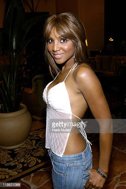 Toni Braxton during Clear Channel Star Party June 7 2005 at InterContinental Hotel in Atlanta Georgia United States
