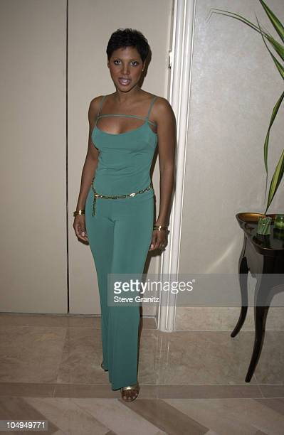 Toni Braxton during The 28th Annual American Music Awards Arista Records After Party at St Regis Hotel in Century City California United States
