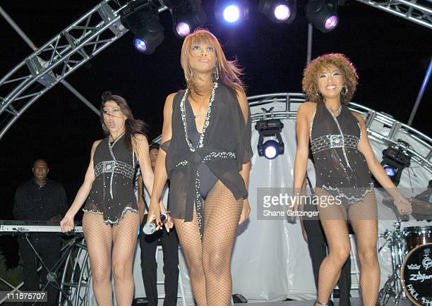 Toni Braxton during The Third Annual VH1 'Save The Music' Foundation Benefit with Special Live Performance By Toni Braxton at East Hampton Estate in...