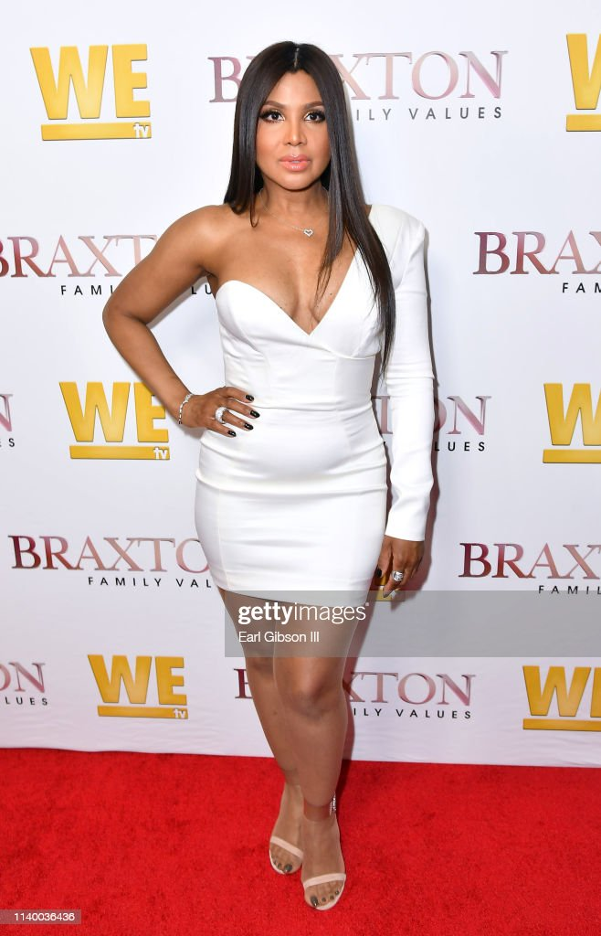 "WE tv Celebrates The Premiere Of ""Braxton Family Values"" : Photo d'actualité"