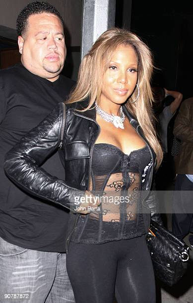 Toni Braxton is seen on the streets of Manhattan on September 14 2009 in New York City