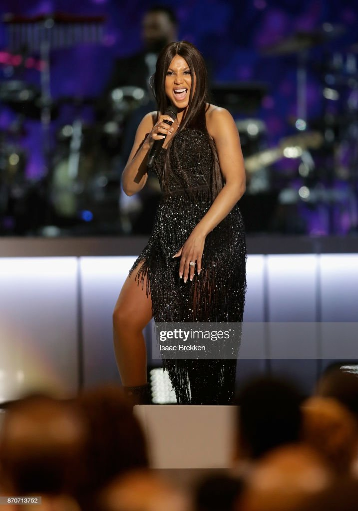 BET Presents: 2017 Soul Train Awards - Show : News Photo