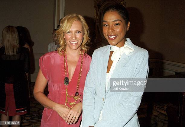 Toni Collette and Sophie Okonedo of Tsunami the Aftermath