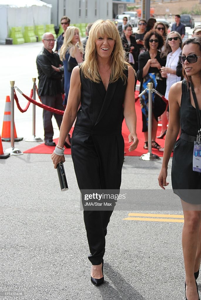 Toni Collette as seen on June 23, 2013 in Los Angeles, California.
