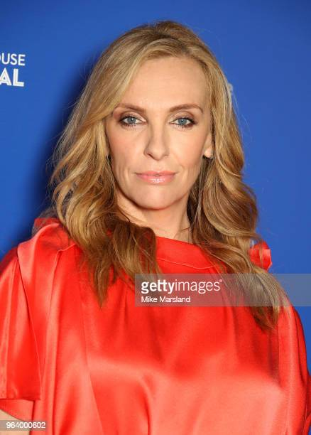 Toni Collette attends the 2018 Sundance Film Festival Filmmaker and Press Breakfast at Picturehouse Central on May 31 2018 in London England