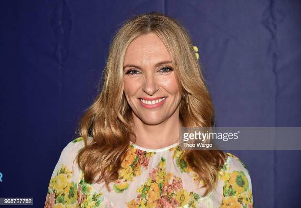 Toni Collette attends the Hearts Beat Loud New York Premiere at Pioneer Works on June 6 2018 in New York City