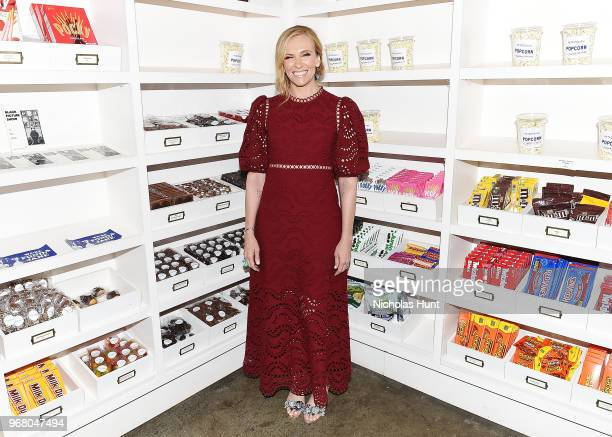 Toni Collette attends the Hereditary New York screening after party at Metrograph on June 5 2018 in New York City