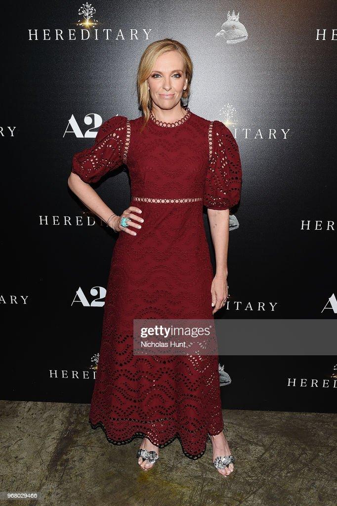 """""""Hereditary"""" New York Screening"""