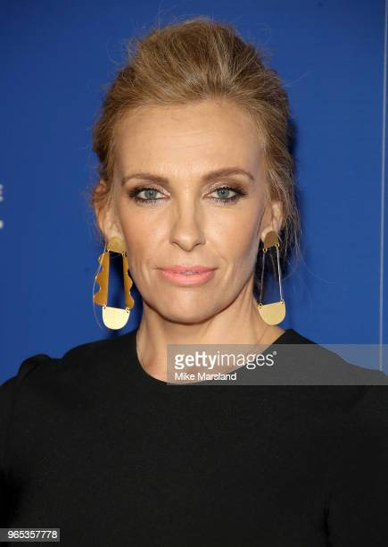 Toni Collette attends the 'Hereditary' screening part of the Sundance Film Festival at Picturehouse Central on June 1 2018 in London England