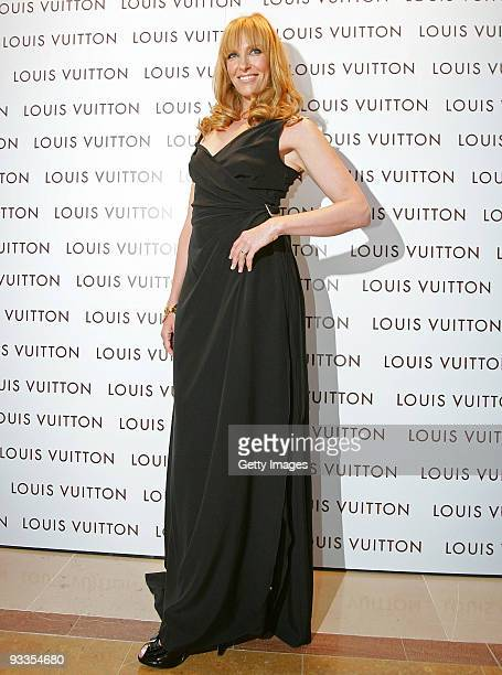 Toni Collette attends the opening of the new Louis Vuitton store at Chadstone Shopping Centre on November 24 2009 in Melbourne Australia