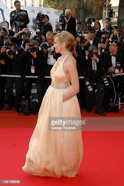 Toni Collette during 2007 Cannes Film Festival 'Chacun Son Cinema' All Directors Premiere at Palais des Festival in Cannes France