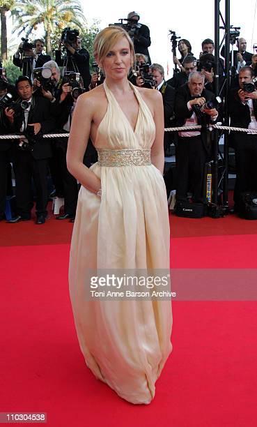 Toni Collette during 2007 Cannes Film Festival Chacun Son Cinema All Directors Premiere at Palais des Festival in Cannes France