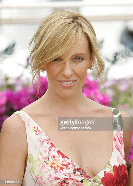 Toni Collette during 2007 Cannes Film Festival Jury Photocall at Palais des Festival in Cannes France