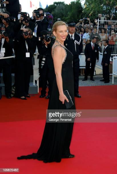 Toni Collette during 2007 Cannes Film Festival Zodiac Premiere at Palais de Festival in Cannes France