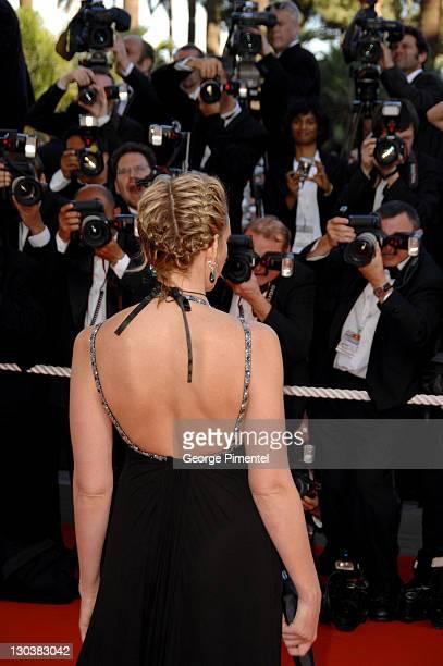 Toni Collette during 2007 Cannes Film Festival 'Zodiac' Premiere at Palais de Festival in Cannes France