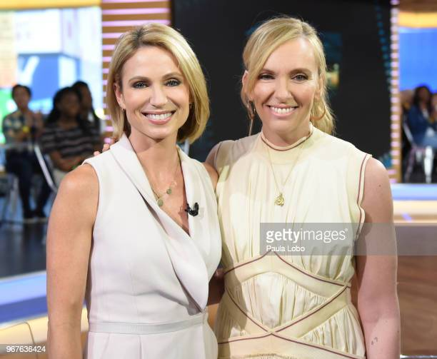 AMERICA Toni Collette is a guest on Good Morning America on Tuesday June 5 2018 airing on the Walt Disney Television via Getty Images Television...