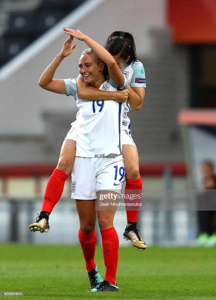 Portugal v England - UEFA Women's Euro 2017: Group D