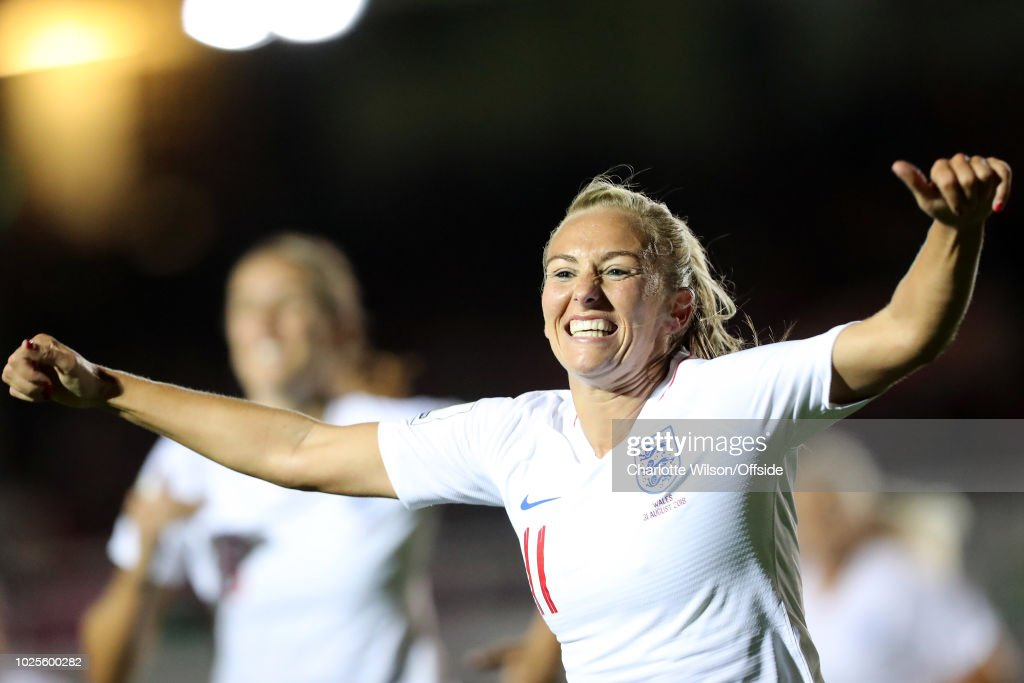 Wales v England - FIFA Women's World Cup Qualifier