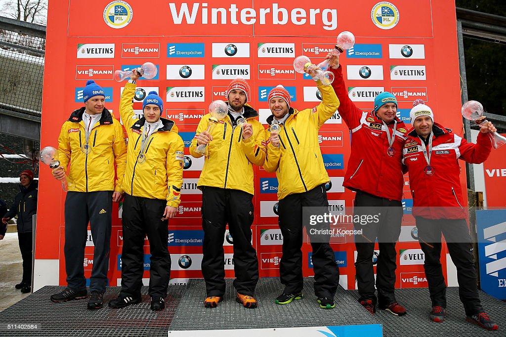 Viessmann Luge World Cup Winterberg - Day 1
