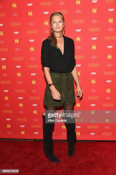 Toni Garn attends 'The Assassination Of Gianni Versace American Crime Story' New York Screening at Metrograph on December 11 2017 in New York City