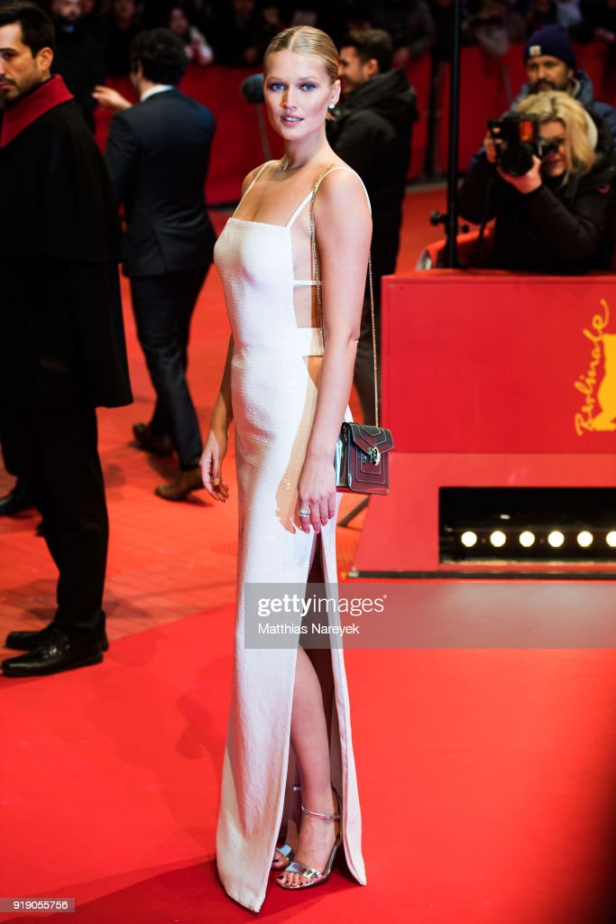 Toni Garrn attends the Opening Ceremony & 'Isle of Dogs' premiere during the 68th Berlinale International Film Festival Berlin at Berlinale Palace on February 15, 2018 in Berlin, Germany.