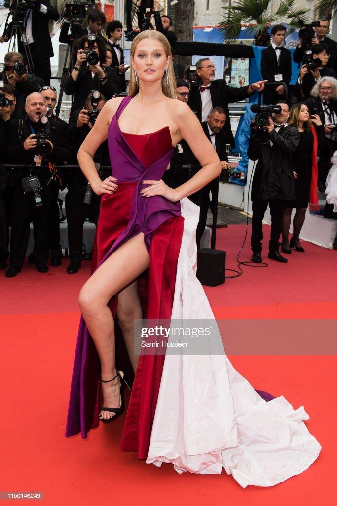 """""""Les Plus Belles Annees D'Une Vie"""" Red Carpet - The 72nd Annual Cannes Film Festival : News Photo"""