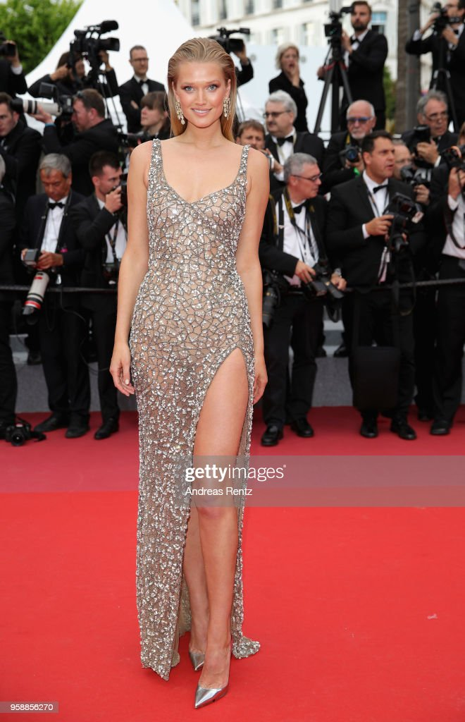 """Solo: A Star Wars Story"" Red Carpet Arrivals - The 71st Annual Cannes Film Festival"