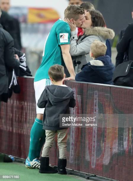 Kroos naked toni German Footballer