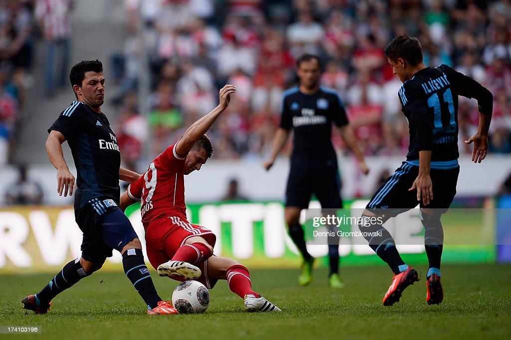Hamburger SV v FC Bayern Muenchen - Telekom Cup 2013
