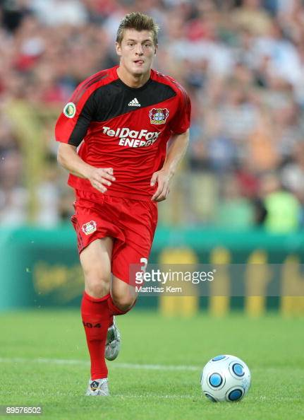 Toni Kroos Leverkusen