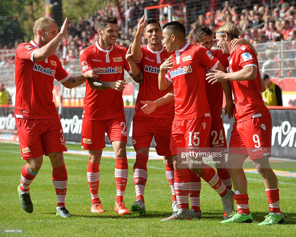 1. FC Union Berlin v MSV Duisburg - 2 Bundesliga : News Photo