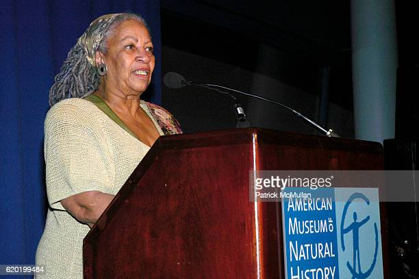 Toni Morrison attends The PEN American Center's 2008 Literary Gala at American Museum of Natural History on April 28 2008 in New York City