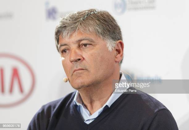 Toni Nadal attends the 'MABS 2018' presentation at Ilunion hotel on May 7 2018 in Madrid Spain