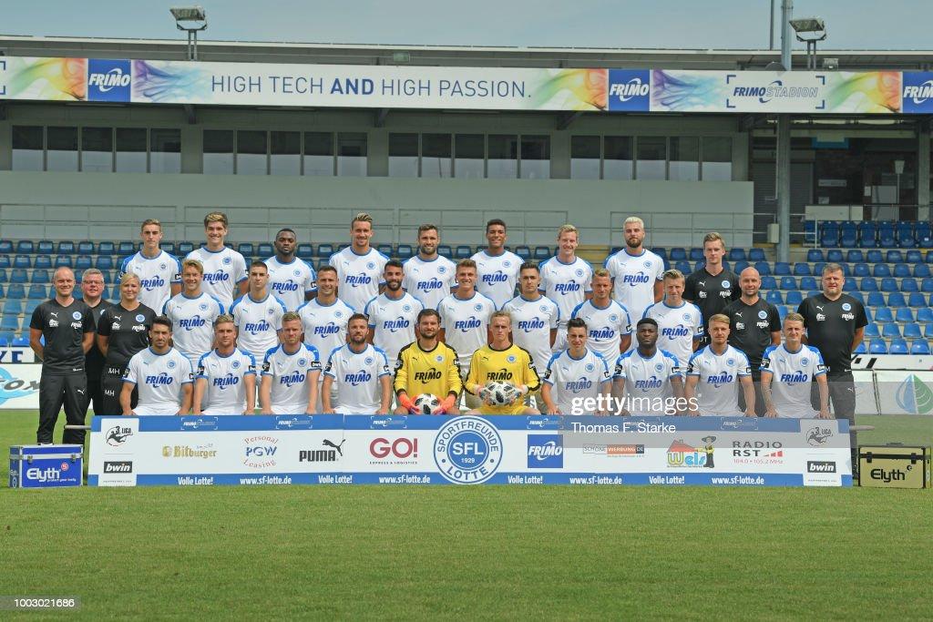 Sportfreunde Lotte - Team Presentation