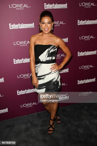 Toni Trucks attends the Entertainment Weekly's 2017 PreEmmy Party at the Sunset Tower Hotel on September 15 2017 in West Hollywood California