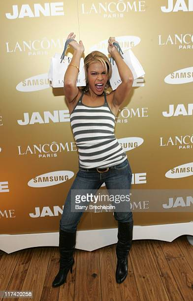 Toni Trucks during 2007 Park City Jane House with Lancome Day 3 at Jane House in Park City Utah United States