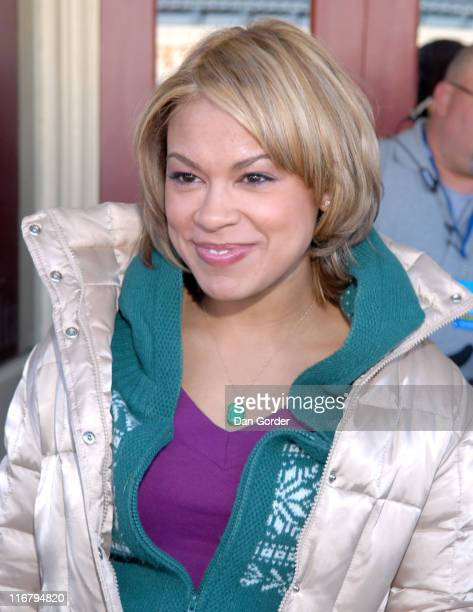 Toni Trucks during 2007 Park City Seen Around Town Day 2 at Streets of Park City in Park City Utah United States