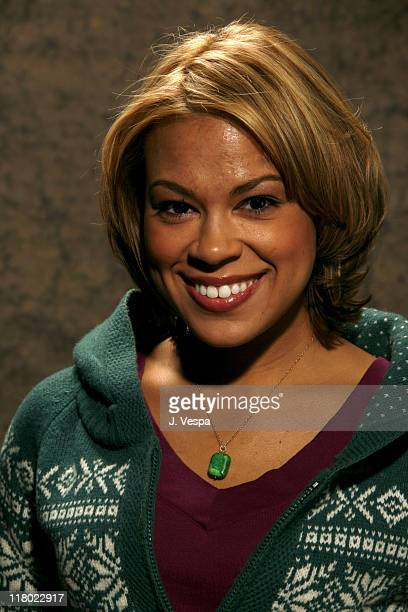 Toni Trucks during 2007 Sundance Film Festival Weapons Portraits at Delta Sky Lodge in Park City Utah United States