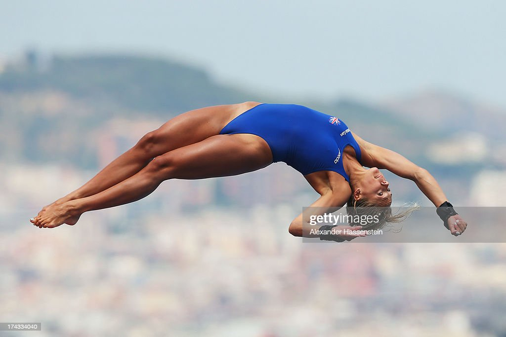 Diving - 15th FINA World Championships Day Five : News Photo