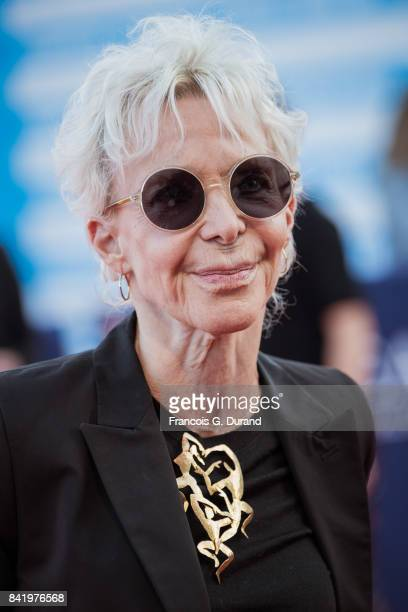 Tonie Marshall arrives at the opening ceremony of the 43rd Deauville American Film Festival on September 1 2017 in Deauville France