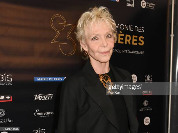 Tonie Marshall attends the 23th Lumieres Awards Ceremony at IMA on February 5 2018 in Paris France