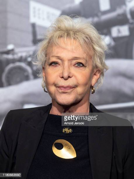 Tonie Marshall attends the Opening Ceremony of the 11th Film Festival Lumiere on October 12 2019 in Lyon France