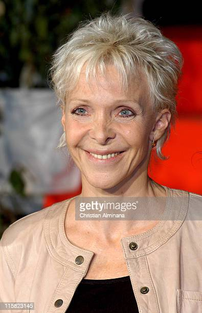 Tonie Marshall during 7th SaintTropez TV Movie Festival Closing Cermony Arrivals at Espace des Lices in St Tropez France