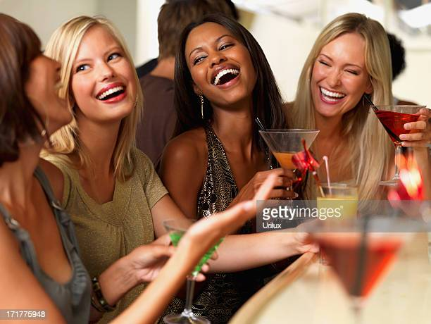 tonight's a girls night only  - only men stockfoto's en -beelden